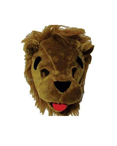 Dress Up America Masque lion en peluche - Pour enfants