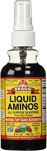 Bragg's Liquid Aminos, 6-Ounces (Pack of 6)