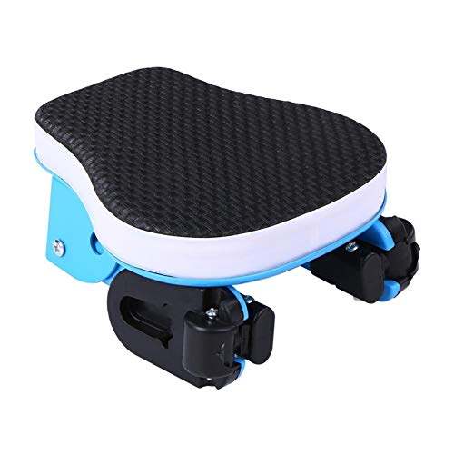 Amazing Deal NOLOGO Yg-ct Bicycle Children Safety Front Seat Kids Saddle Bike Front Mount Saddle Child Seat Bicycle Saddle Cushion Mat for Mountain Bike (Color : Single Plate)
