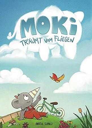 Moki träumt vom Fliegen
