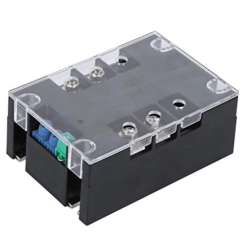 Tablero de arranque del motor Controlador de arranque suave Partes eléctricas Parte inferior de aluminio Accesorio de motor monofásico/bifásico para arranque suave(Module)