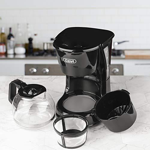 Gevi 4-Cup Drip Coffee Maker