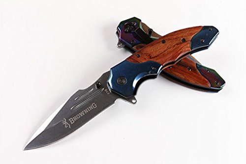 FARDEER KNIFE Multifunktionstaste Kettenfaltung Messer Außen Überleben des F76