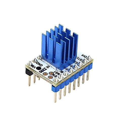 YASE-king 3D Printer Accessories, TMC2209 V2.0 8pcs Stepper Motor Driver Super Silent Stepsticks Mute Driver Board 256 Microsteps for Sidewinder 3D Printer Printer