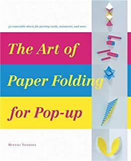 The Art of Paper-Folding for Pop-up