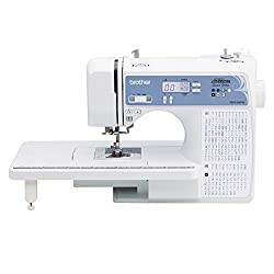 Brother XR9550PRW Project runway Sewing and Quilting Machine