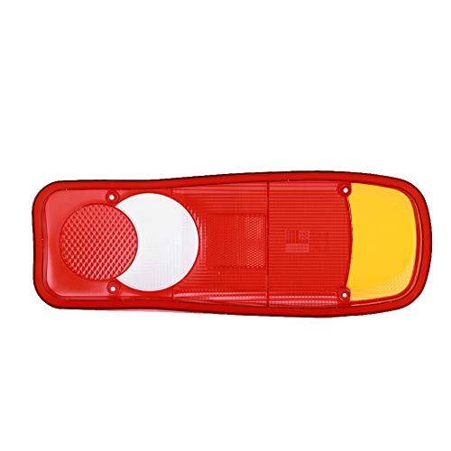 EBTOOLS achterlicht voor vrachtwagen, 1PC Stop Reverse achterlicht, achterlicht, lampafdekking, Shell voor vrachtwagenaanhangers