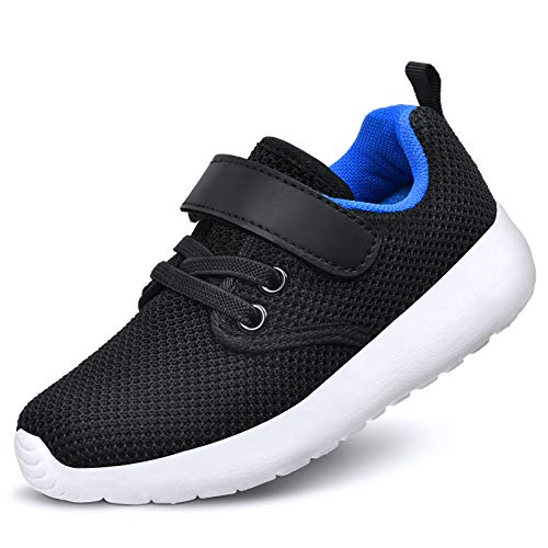 PTHANN Toddler Boys Shoes Girl Toddler Sneaker with Arch Support