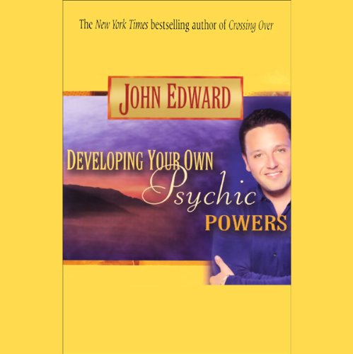 Developing Your Own Psychic Powers audiobook cover art