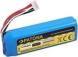 PATONA - Batería de Repuesto para JBL MLP912995-2P (6000 mAh), Compatible con JBL Charge 2+ Charge 2 Plus