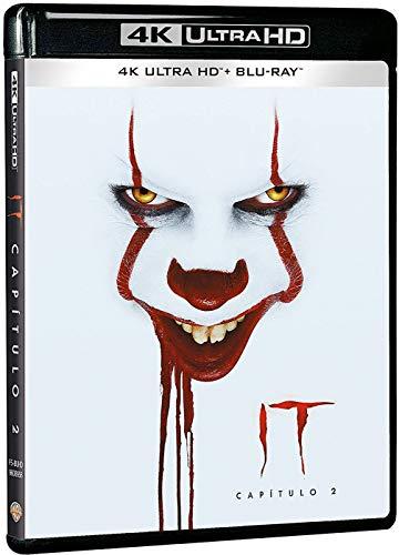 It Capítulo 2 4k Uhd [Blu-ray]