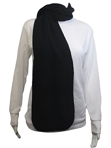 Kenyon Polartec Fleece Scarf Black One Size