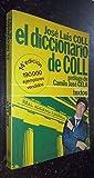 El diccionario de Coll (Colección Textos)