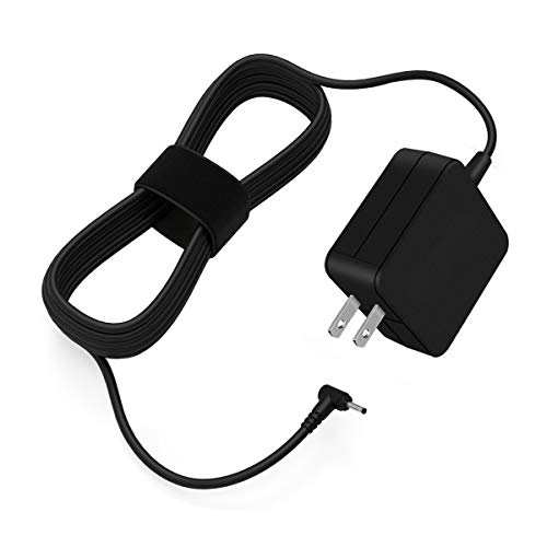 AC Charger 26W for Samsung Chromebook 2 3 Xe500c13 XE500C13-K03US Xe500c12 Xe501c13 500C 501C Xe503c12 Xe503c32 503C 11.6-inch PA-1250-98 Laptop Power Adapter Cord