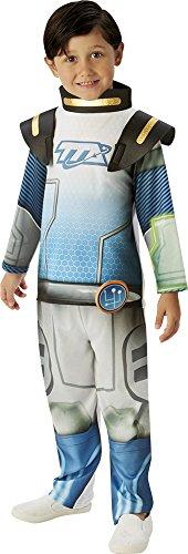 Tomorrowland - Disfraz de Miles Deluxe para niños, infantil 5-6 años (Rubie