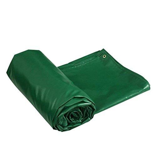 ZZYE Lona Tarpa de PVC multiprolicada a Prueba de Agua a Prueba de Agua para Tapa de toldo de Lona, Barco, RV o Cubierta de Piscina Lona Impermeable (Size : 2x1.5M)