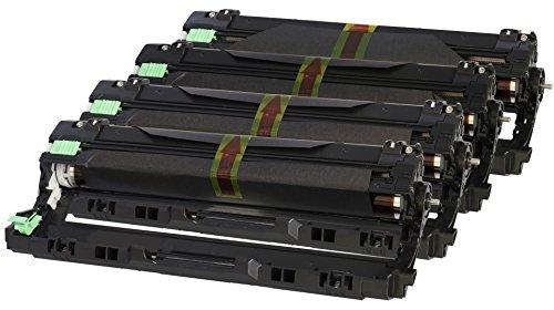 TONER EXPERTE® DR241CL 4 Tambores compatibles para Brother MFC-9140CDN MFC-9330CDW MFC-9340CDW DCP-9015CDW DCP-9020CDW HL-3140CW HL-3142CW HL-3150CDW HL-3152CDW HL-3170CDW HL-3172CDW (15.000 páginas)