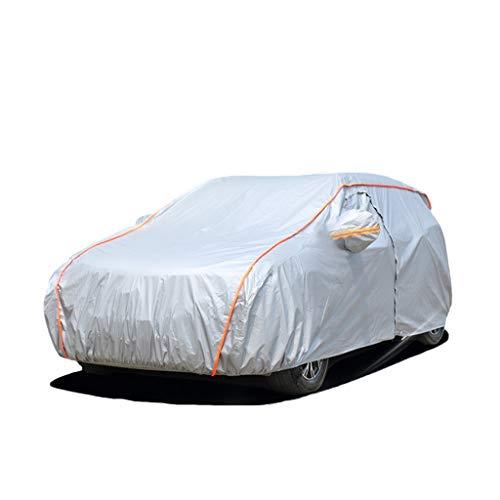 Compatibel met Volkswagen Tiguan Special Full Car Covers zonwering Body Cover Tarpaulin auto regenjas kleding