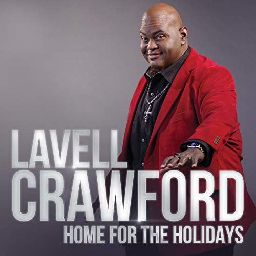 Lavell Crawford audiobook cover art