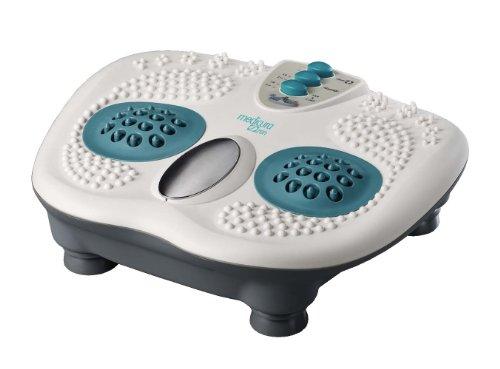 Massaggiatore per riflessologia plantare Zen Ardes Medicura M239 Pedana utilizzabile per massaggio rilassante e vibrante per trattamento plantare con funzione caldo e freddo. Il Massaggiatore plantare Zen Ardes Medicura M239 è adatto anche per massaggio alla schiena