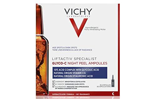 VICHY Glicolico LIFTACTIV GLYCO C 30 AMPOLLAS PARA2, Estándar, Único