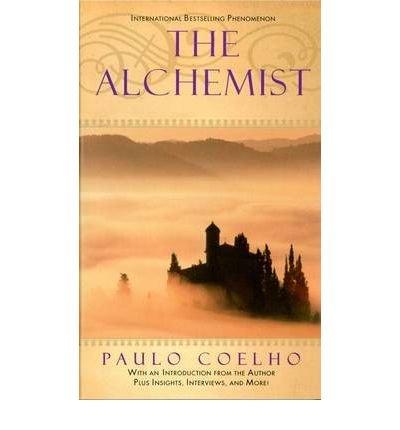 The Alchemist[ THE ALCHEMIST ] By Coelho, Paulo ( Author )Apr-25-2006 Paperback