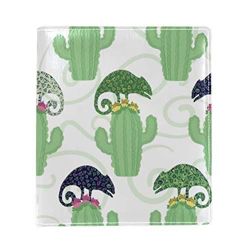 Groen Reptiel Herhaalbare Tegel Vector IllustrationPU leer, enkelzijdig bedrukken, polyester boek-gevoerde grote boekomslag
