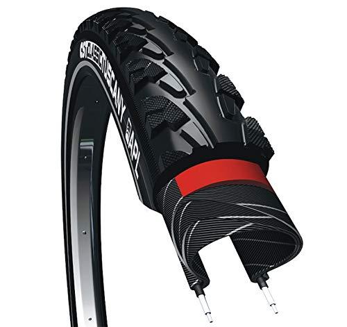 CST Fahrradreifen Tuscany schwarz Reflex 40-622 700 x 38C schwarz Reflex,40-622 700 x 38C