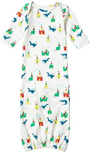 Piccalilly Baby Jungs Nachthemd Jersey Bio-Baumwolle Neugeboren Zauber Drachen Muster