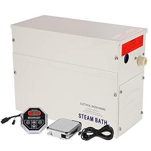 3KW generatore di vapore sauna doccia Home Spa con controller temperatura) & Timing Per adatto Piazza riscaldamento 2m³