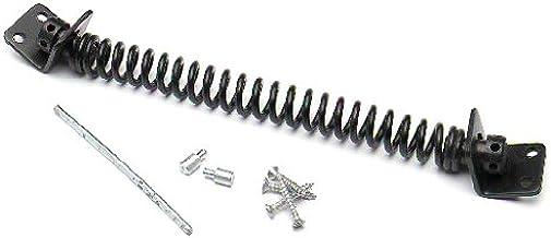 Bulk Hardware BH00176 250 mm torveer - zwart