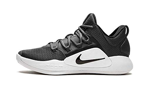 Nike Men's Hyperdunk X Low Team Basketball Shoe Black/White Size 13 M US