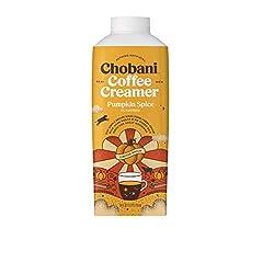Chobani Coffee Creamer Pumpkin Spice Limited Batch 24oz