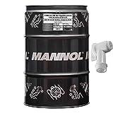 MANNOL 7709 O.E.M. 60 l Huile moteur spéciale API SN Plus ACEA C2 A5/B5 robinet SAE SM/CF C2/C3 5 W-30
