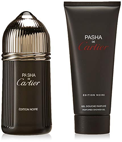 Cartier Set Pasha Edition Noire Eau de Toilette 100 ml + Gel de ducha 100 ml 200 ml