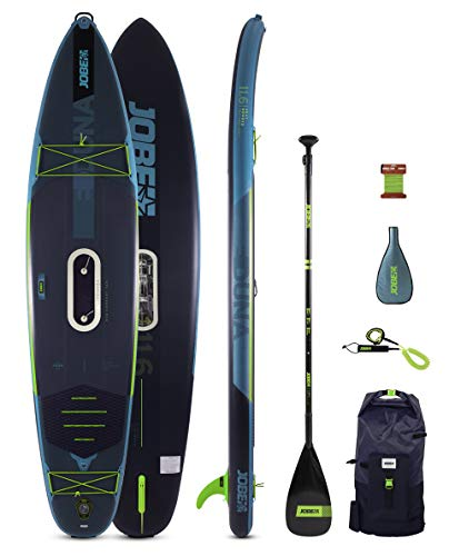 Jobe E-Duna 11.6 Inflatable Electric Sup Paddle Board Package 2021