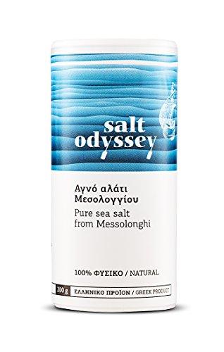Salt Odyssey Sel de Mer Pur 280 g Lot de 3