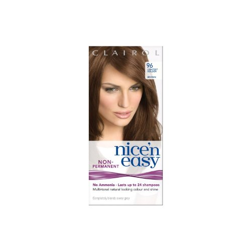 Nice 'N' Easy by Lasting Colour 96 LIGHTEST GOLDEN BROWN