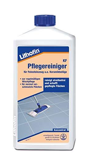 Lithofin FZ/KF Pflegereiniger 1 Liter - Reinigungs & Pflegekonzentrat mildalkalisch