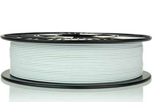 Material4Print - ASA Filament Ø 1,75mm 750g Rolle - Premium-Qualität für 3D Drucker (Signalweiß)