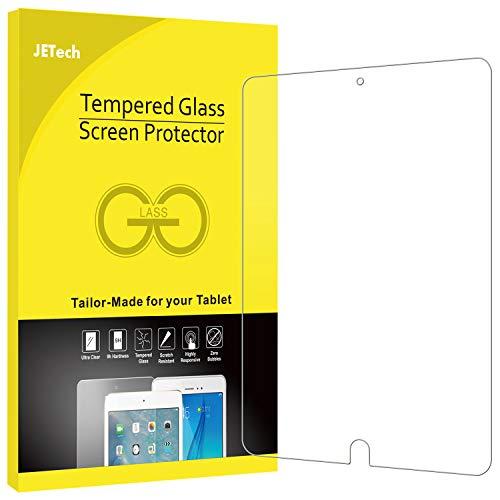 JETech Schutzfolie Kompatibel mit iPad Air 3 (10,5 Zoll Modell 2019) & iPad Pro 10,5 (2017), Gehärtetem Glas Bildschirmschutzfolie