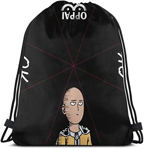 Persona 5 Noir Haru Okumura Bolsas de cordón Sport Gym Bapa Almacenamiento Goodie Cinch Bag