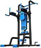 YLJYJ Home Fitness Power Equipment Tour Workout Dip Stand Pull Up Bar Station Professionnelle Musculation Fitness Equipment Durable et Stable pour la Jambe Abdominale Fesses Fitness