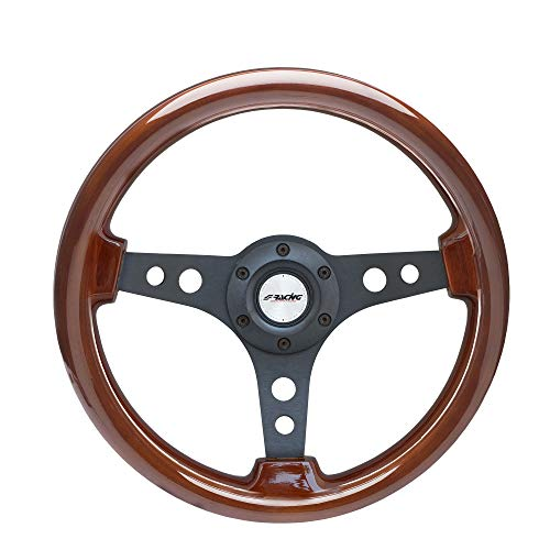 Simoni Racing TAM Sportlenkrad Tammy 330mm-Echt Holz
