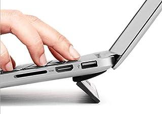 ノートパソコン スタンド PCスタンド ノート 折りたたみ 傾斜 角度 放熱 冷却 PC MacBook ラップトップ iPad タブレット