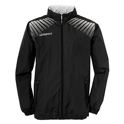 uhlsport Herren Goal Regenjacke, schwarz/Weiß, L