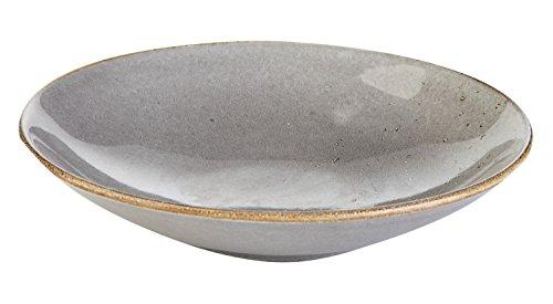 Suppenteller Tiefteller Salatteller | Steinzeug | Grau | spülmaschinenfest