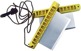 MIDWEST Tab Rail Remover - Vinyl Fence Repair Tool with locking tabs & Rail Removing Blades - MW-TRR-46