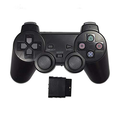 GJZ Contrôleur de Couleur Transparente pour la Manette de Jeu sans Fil Bluetooth Vibration Controle Gamepad