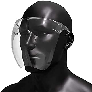 Goggle Sunglasses Visor Full Face Cover UV Daily Entertainment Protective Eyewear for Women Men